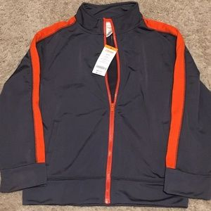 Gymboree boys zip up jacket size M (7/8)